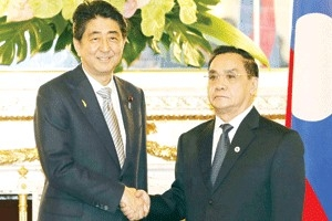 Japan to assist Laos with UXO removal, development